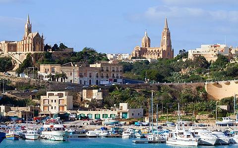Mgarr Gozo, Malta