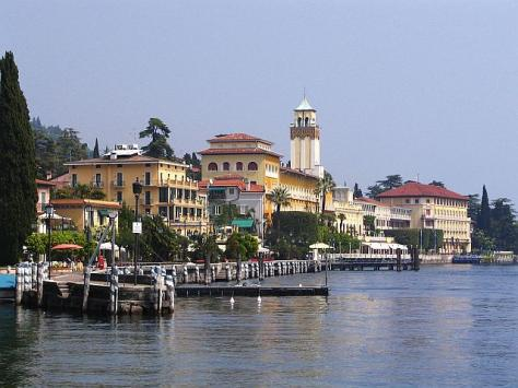 Gardone Riviera, Italy