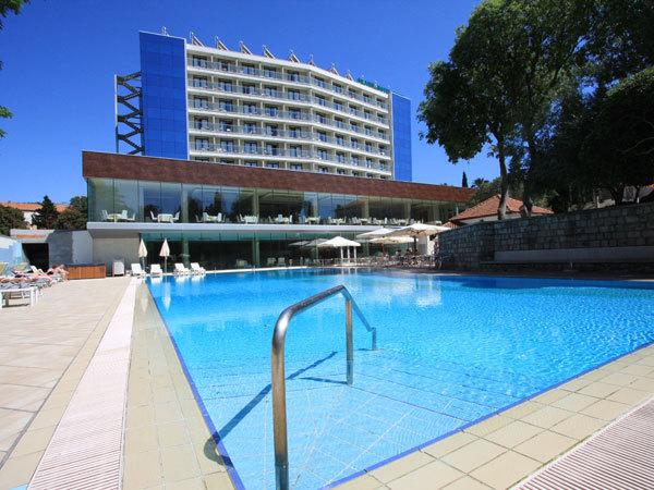 Grand Hotel Park Istrien Kroatien Pula Kroatien