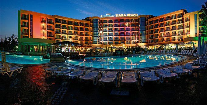 Club Hotel Sunny Beach Bulgarien