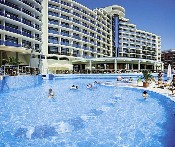 Hotel Marvel Burgas Bulgaria Sunny