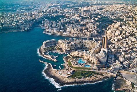 St.Julians, Malta