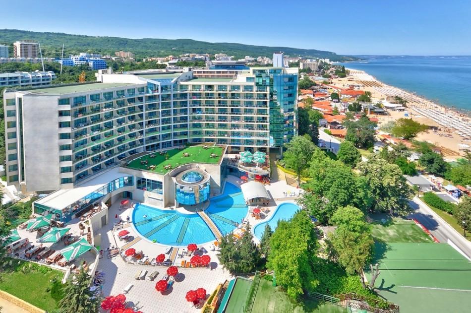 Bulgarien Goldstrand Hotel Karte.Hotel Marina Grand Beach Goldstrand Bulgarien Varna