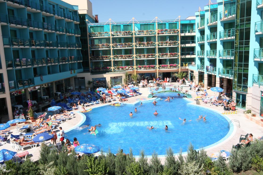 Hotel Diamond Burgas Bulgaria Sunny Beach Bulgaria