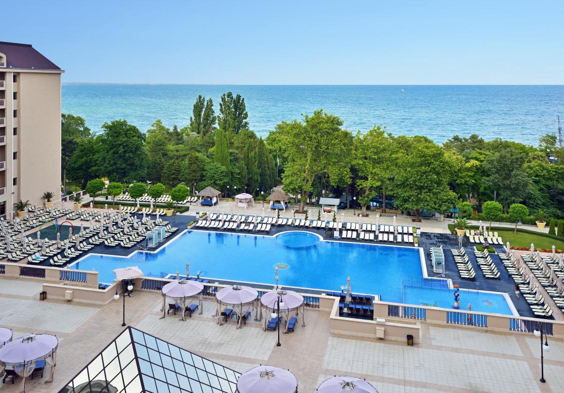 Melia Grand Hermitage Hotel Bulgarien