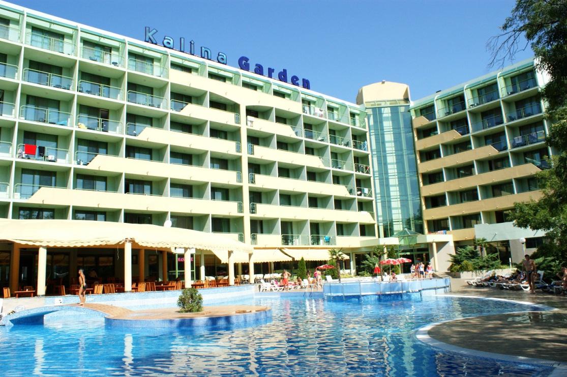 MPM Hotel Kalina Garden - Burgas, Bulgaria Sunny Beach, Bulgaria