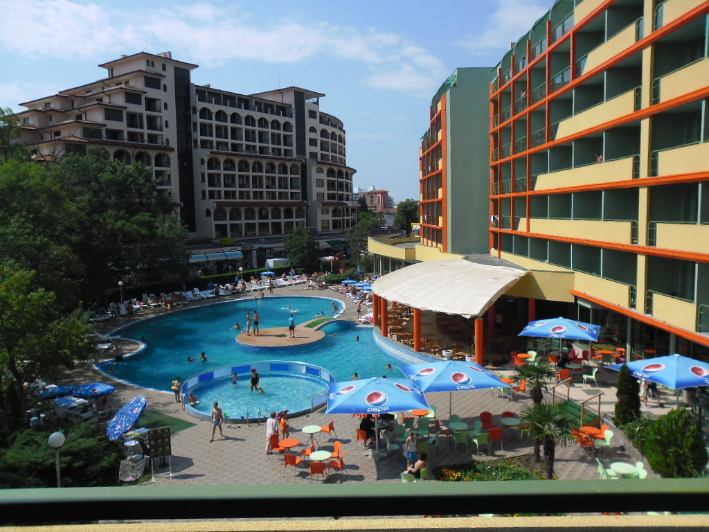 MPM Hotel Kalina Garden - Burgas, Bulgaria Sunny Beach