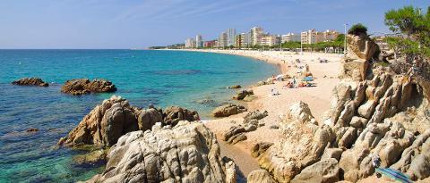 Platja d'Aro, Spain