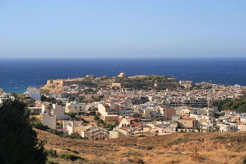 Rethymno Crete, Greece