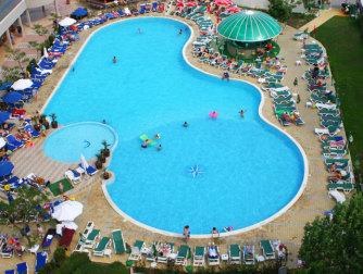 Bellevue Hotel Burgas Bulgarien Sonnenstrand Bulgarien